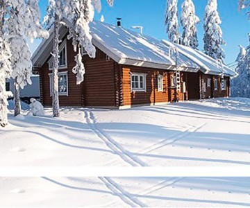 Cottage in Sappee Ski Resort
