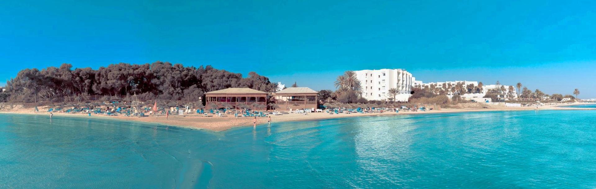 Пляж отеля Marhaba, Cуcc