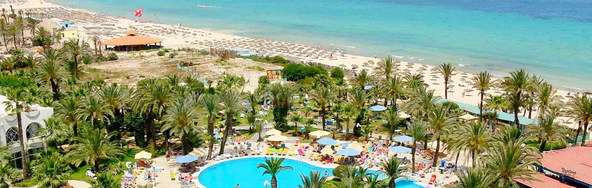 Один из пляжей, Тунис