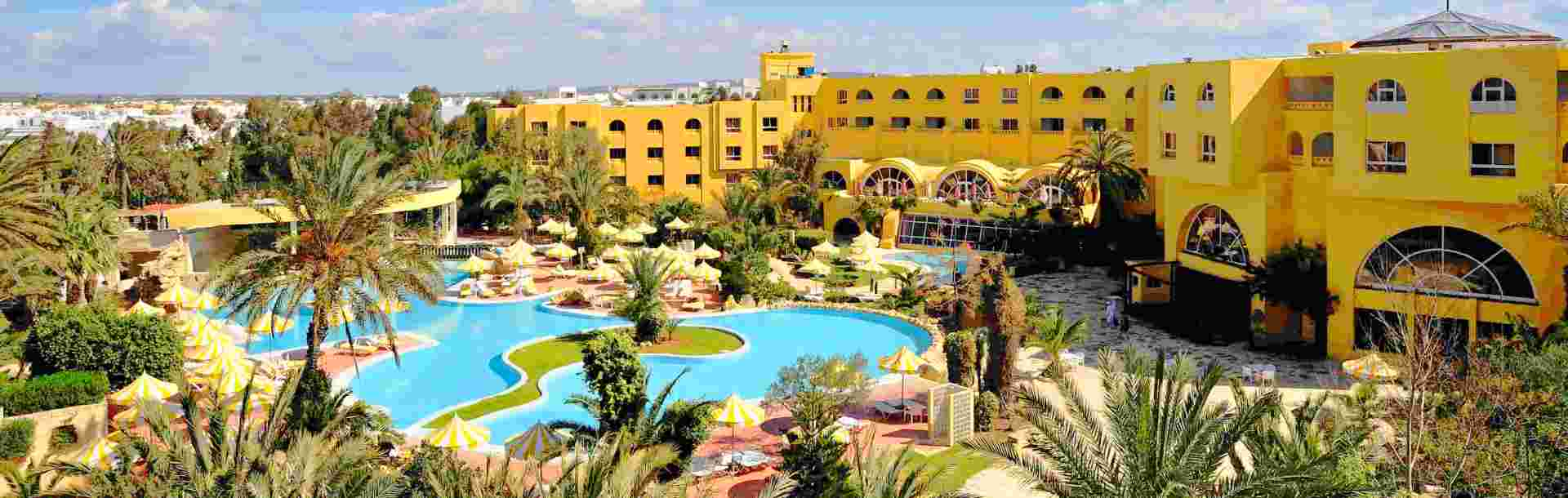 Отель цепочки Iberostar, Тунис
