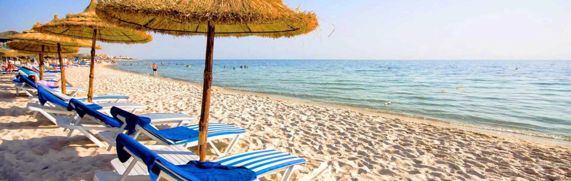 Сусс, пляжы